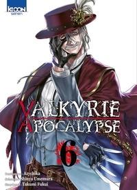 Ajichika et Shinya Umemura - Valkyrie apocalypse Tome 6 : .