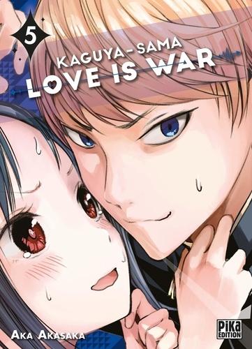 Kaguya-Sama : Love is War Tome 5