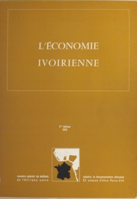 Aka Anghui et  Bra Kanon - L'économie ivoirienne.