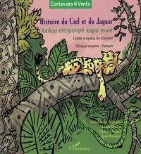 Blackclover.fr Histoire du ciel et du jaguar - Conte wayana de Guyane Image