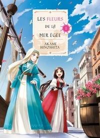 Akame Hinoshita - Les fleurs de la mer Egée Tome 1 : .