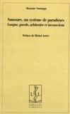 Akatane Suenaga - Saussure, un système de paradoxes - Langue, parole, arbitraire et inconscient.