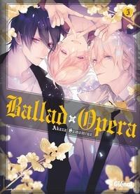Akaza Samamiya - Ballad Opera Tome 5 : .