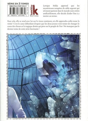 Tempête de cristal Tome 3
