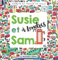 Aki et Delphine Mach - Cherche et trouve Susie et Sam à Londres.