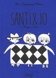 Aki et Emmanuel Polanco - Santi & Jo Tome 1 : Ménage à trois.