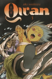 Aki Shimizu - Qwan Tome 3 : .