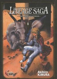Akihiro Kimura - Lineage Saga Tome 1 : L'héritier des étoiles.