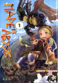 Akihito Tsukushi - Made in Abyss Tome 1 : .