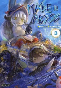 Akihito Tsukushi - Made in Abyss Tome 3 : .