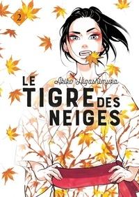 Akiko Higashimura - Le tigre des neiges Tome 2 : .