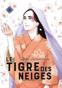 Akiko Higashimura - Le tigre des neiges Tome 6 : .