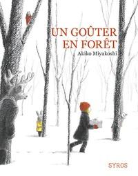 Akiko Miyakoshi - Un goûter en forêt.
