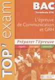 Akila Ouarti-Kareb - L'épreuve de Communication et GRH Tle STG.