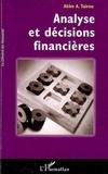 Akim A.Tairou - Analyse et décisions financières.