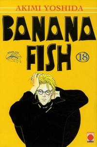 Akimi Yoshida - Banana Fish Tome 18 : .