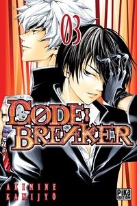 Akimine Kamijyô - Breaker T03.