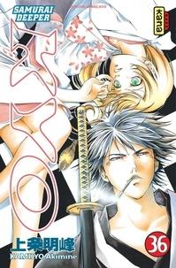 Akimine Kamijyo - Samurai Deeper Kyo Tome 36 : .