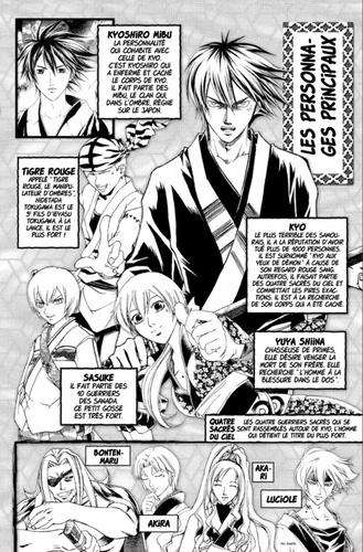 Samurai Deeper Kyo Tome 36