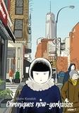 Akino Kondoh - Chroniques new-yorkaises - Journal d'une mangaka à New York Tome 2 : .