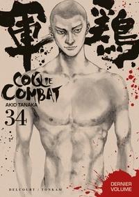 Akio Tanaka - Coq de combat T34.