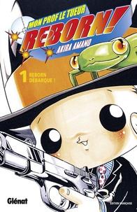 Akira Amano - Reborn Tome 01.