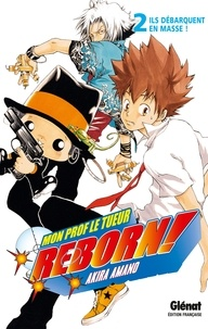 Akira Amano - Reborn Tome 02.