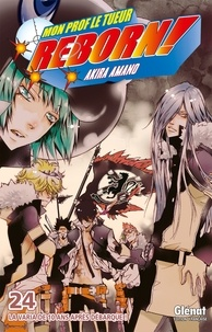 Akira Amano - Reborn - Tome 24 - La Varia de 10 ans après débarque !.
