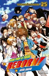 Akira Amano - Reborn - Tome 25 - Voilà les boîtes Vongola !.