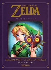 Akira Himekawa - The Legend of Zelda  : Majora's Mask / A Link to the Past - Perfect Edition, avec une carte collector.