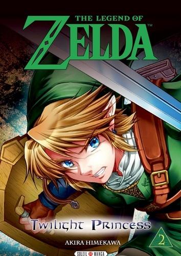 Akira Himekawa - The Legend of Zelda - Twilight Princess Tome 2 : .