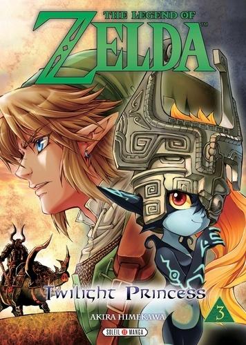 Akira Himekawa - The Legend of Zelda - Twilight Princess Tome 3 : .