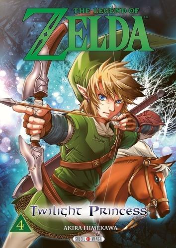 Akira Himekawa - The Legend of Zelda - Twilight Princess Tome 4 : .