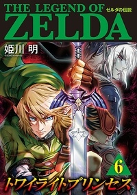 Akira Himekawa - The Legend of Zelda - Twilight Princess Tome 6 : .