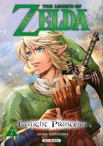 The Legend Of Zelda Twilight Princess Tome 7 Tankobon