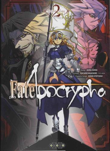 Akira Ishida et  Type-Moon - Fate/Apocrypha Tome 2 : .