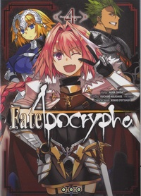Akira Ishida et  Type-Moon - Fate/Apocrypha Tome 4 : .