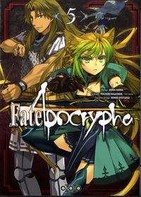 Akira Ishida et Yuichiro Higashide - Fate/Apocrypha Tome 5 : .