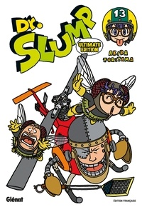 Akira Toriyama - Docteur Slump tome 13.
