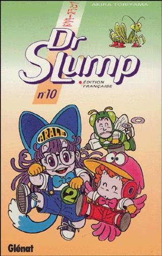 Akira Toriyama - Dr Slump Tome 10 : La visite de la famille Tsun.