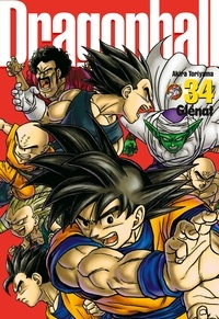 Livre facile à télécharger gratuitement Dragon Ball perfect edition Tome 34 par Akira Toriyama en francais 9782344004289