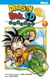 Akira Toriyama et Naho Ohishi - Dragon Ball SD - Tome 01.