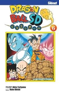 Akira Toriyama et Naho Ohishi - Dragon Ball SD - Tome 06.