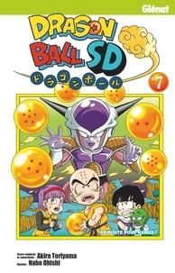 Akira Toriyama et Naho Ohishi - Dragon Ball SD 7 : Dragon ball sd - tome 07.