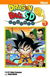 Akira Toriyama et Naho Ohishi - Dragon Ball SD Tome 3 : .
