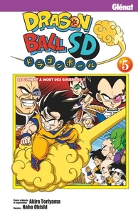 Good ebooks téléchargement gratuit Dragon Ball SD Tome 5 9782344035207 par Akira Toriyama, Naho Ohishi en francais