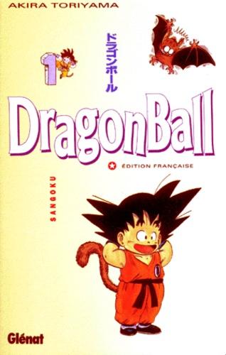 Akira Toriyama - Dragon Ball Tome 1 : Sangoku.