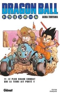 Téléchargez des livres japonais en ligne Dragon Ball Tome 11 (French Edition) par Akira Toriyama 9782723446938 DJVU CHM