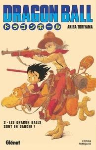 Manuel à télécharger gratuitement pdf Dragon Ball Tome 2 par Akira Toriyama in French MOBI FB2 PDB