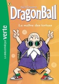 Akira Toriyama - Dragon Ball Tome 3 : Le maître des tortues.